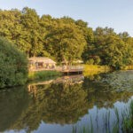 Camping Huttopia de Roos aan de Vecht in Overijssel