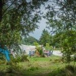 Kamperen bij Netl de Wildste Tuin