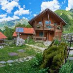 Vakantiehuis in de bergen