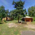 Op camping Lemeler Esch kun je ook bungalows huren