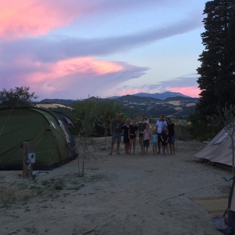 aa589823ffd Agriturismo Pronto Campi - kamperen in Le Marche | Bijzonderecamping.nl