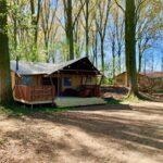 Safaritenten bij Buitengoed Ruysbos in het Land van Maas en Waal