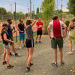 Bij Camping de Salviac worden regelmatig activiteiten georganiseerd