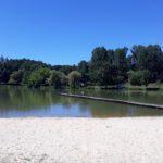 Zwemmeer in de omgeving van Camping de Salviac