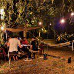 Kamperen bij Camping de Salviac in Frankrijk